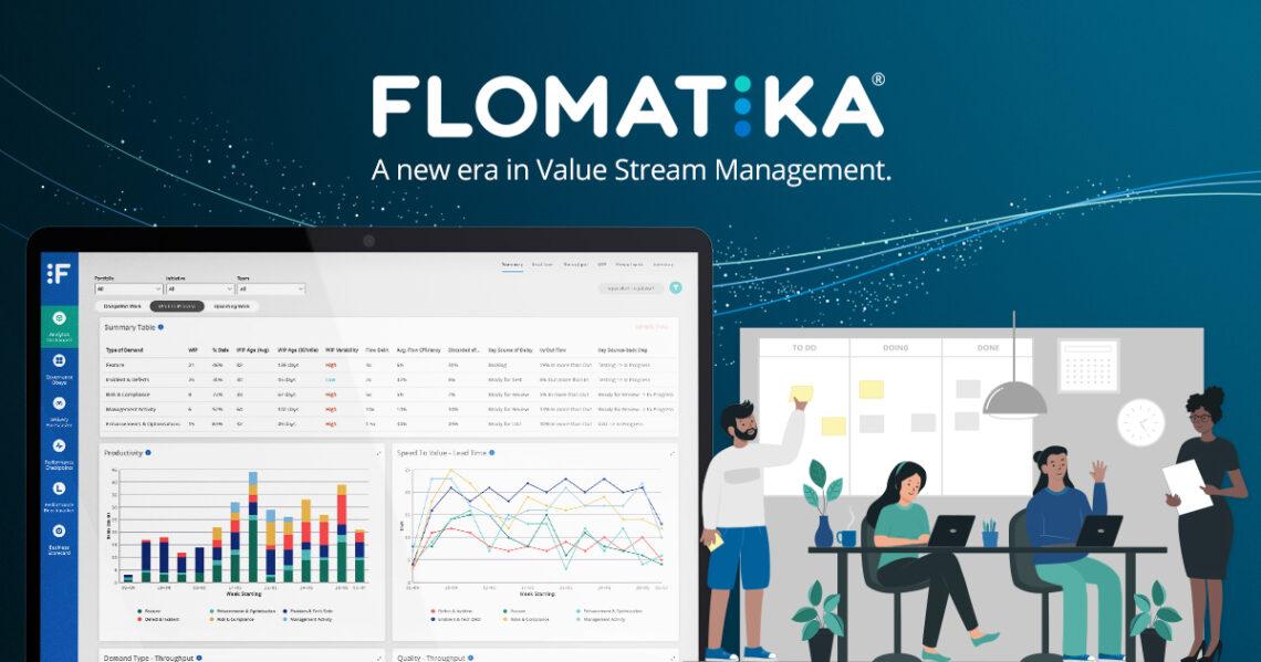Introducing Flomatika. Your agility dashboard.